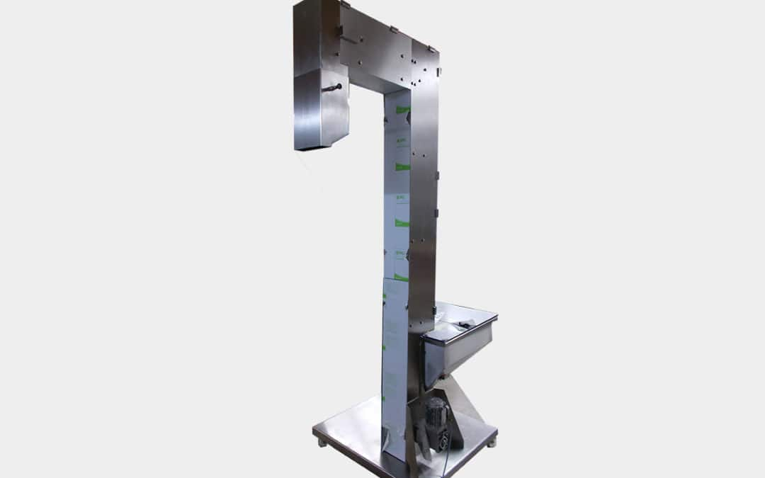 Ascending conveyors DES
