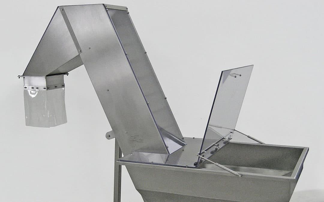 Ascending conveyors DE (Standard)